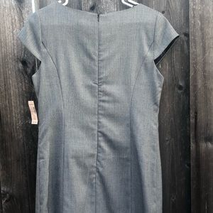 Dress Barn Dresses - Dressbarn bow office dress back zipper size 12